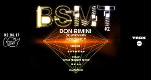 BSMT #2 Don Rimini Residency