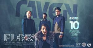 RAVEN • Flow Paris