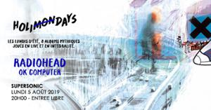 Holi(mon)days • Radiohead - OK Computer / Supersonic