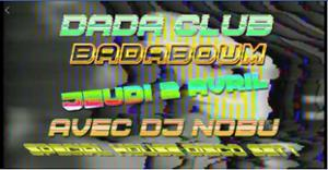 Dada Club w/ DJ Nobu (special house and disco set), Joren, Sato