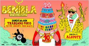 BENIBLA 10TH ANNIVERSARY