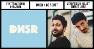 Be Scøtt + DNSR