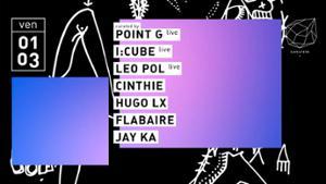 Concrete: I:Cube Point G Leo Pol Cinthie Hugo LX