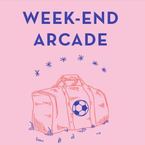 COIN-OP LEGACY - ARCADE WEEKND