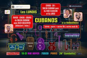LES LUNDIS CUBANOS