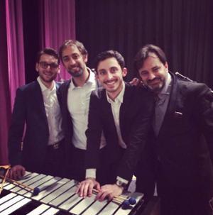Nicola SABATO & Jacques DI COSTANZO Quartet