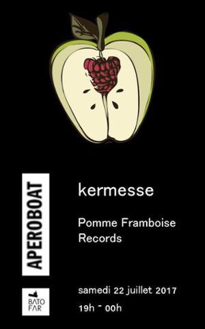 APEROBOAT # POMME FRAMBOISE RECORDS