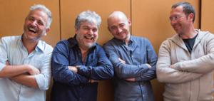 2X2 featuring Sergio GALVAO / Lupa SANTIAGO / Clément LANDAIS / Franck ENOUF