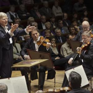 Orchestre de Paris  / Herbert Blomstedt - Mozart, Bruckner