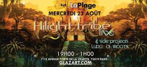 HILIGHT TRIBE & Side Projects - LaPlage de Glazart