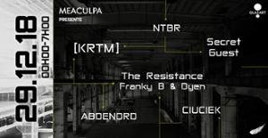Meaculpa: [KRTM] / Ciuciek / NTBR / Abdénord / Franky B & Dyen