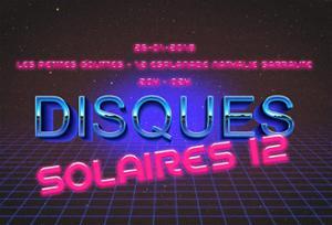 Disques Solaires #12