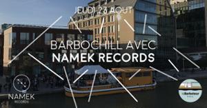 Namek Records x Le Barboteur