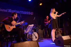 Aude DUHAMEL Quartet
