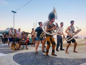 Nuit Fanfares Supertromp x LNA Brass band