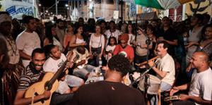 Festa da Favela - Brésil Party (samba, axé, baile funk, électro)