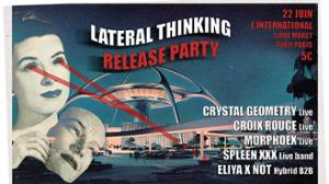 Lateral Thinking Release Party