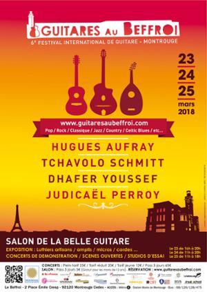Guitares au Beffroi