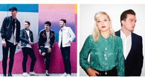Colours in the street + Jo Wedin & Jean Felzine en concert au Bus Palladium