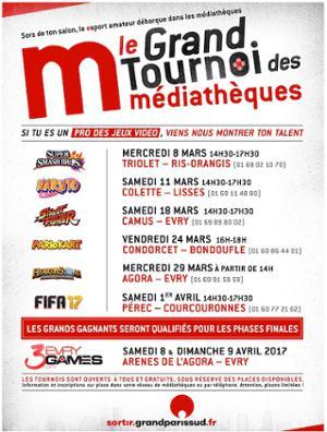 Le Grand Tournoi des médiathèques : Mario Kart