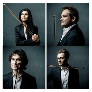 Brahms / Sextuors / Quatuor Belcea - Tabea Zimmermann - Jean-Guihen Queyras
