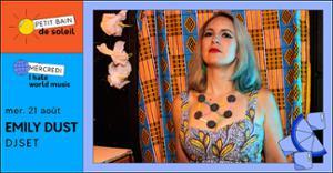 I Hate World Music - Emily Dust / Petit Bain
