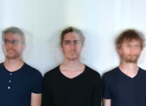 "Paul JARRET / Ariel TESSIER / Alexandre PERROT ""Persona"""