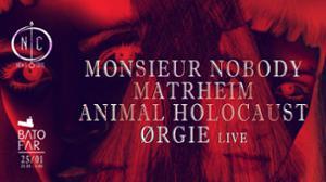 NEW'S COOL : Animal Holocaust x Ørgie x Matrheim & More