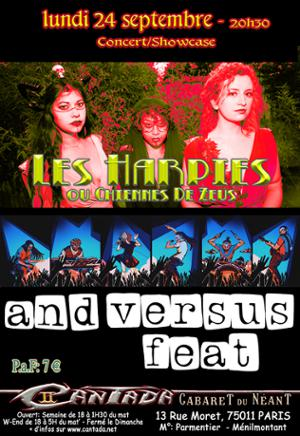 Mes Harpies & And Versus Feat