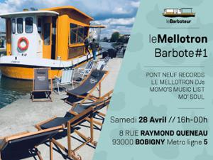 Le Mellotron Barbote #1