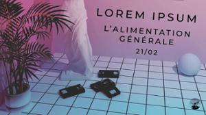 Lorem Ipsum all night long (Tropical Night)