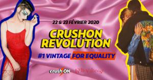 CRUSHON VINTAGE REVOLUTION #1