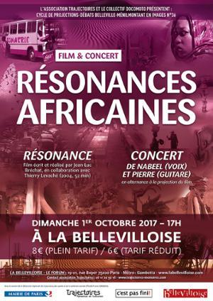 BELLEVILLE-MENILMONTANT EN IMAGES : RÉSONANCES AFRICAINES
