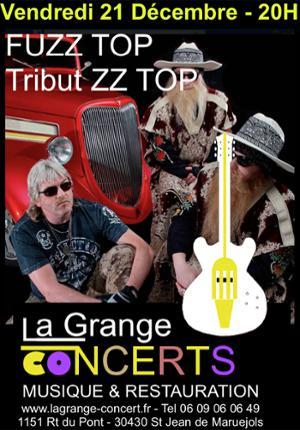 Fuzz Top Tribute de ZZ TOP
