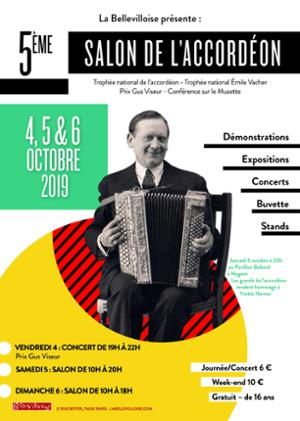 5e SALON DE L'ACCORDEON