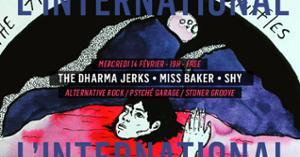 The Dharma Jerks • Miss Baker • Shy