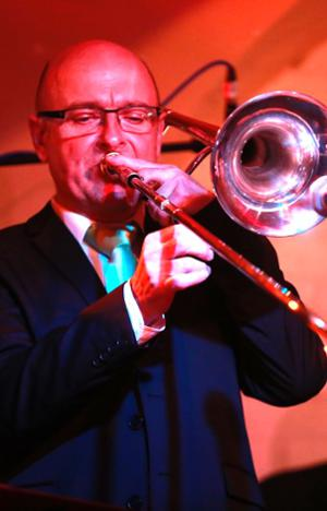 TROMBONE JAZZ REPERTORY Quintet