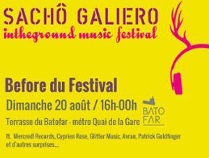 APEROBOAT # SACHO GALIERO FESTIVAL