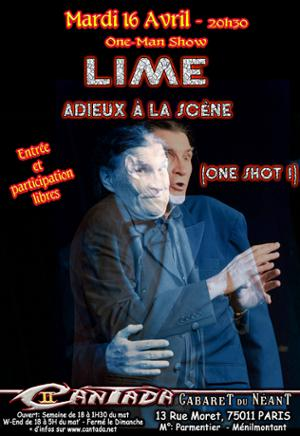 One Shot par Lime