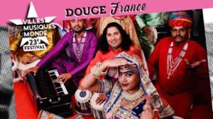 Fanfare du Rajasthan + 30 Nuances de Noires