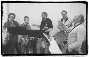 Ensemble de Jazz du conservatoire de Taverny