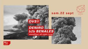 Concrete: DVS1, Deniro b2b Benales