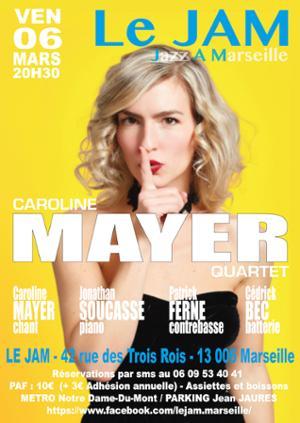 Caroline Mayer Quartet