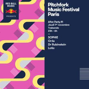 PITCHFORK PARIS AFTER PARTY #1