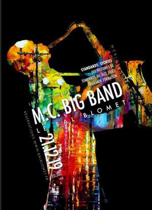 M.C. BIG BAND « STANDARD STORIES »