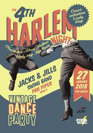 JAZZY FEET « HARLEM NIGHT »