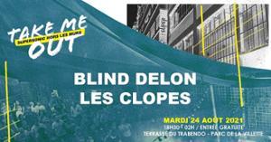 Blind Delon • Les Clopes / Take Me Out