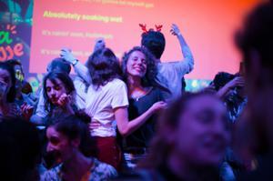 LA GROSSE TEUF MADMOIZELLE #30 : SING & DANCE