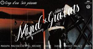 MIND x Editions Gravats