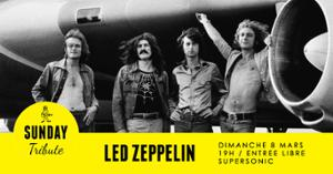 Sunday Tribute - Led Zeppelin // Supersonic